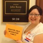 Keiko Advocacy Day 2012