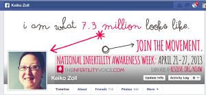 I am what infertility looks like