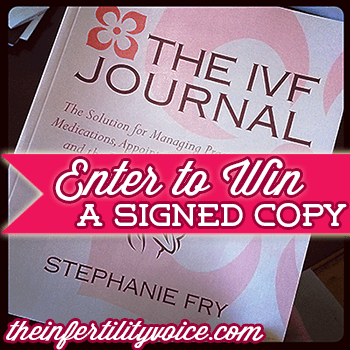 The IVF Journal Giveaway
