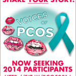Voices of PCOS 2014 Promo