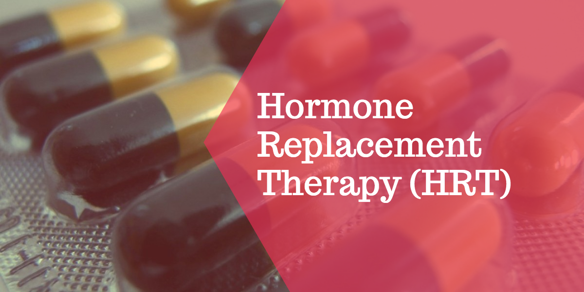 Hormone Replacement Therapy Hrt For Premature Ovarian